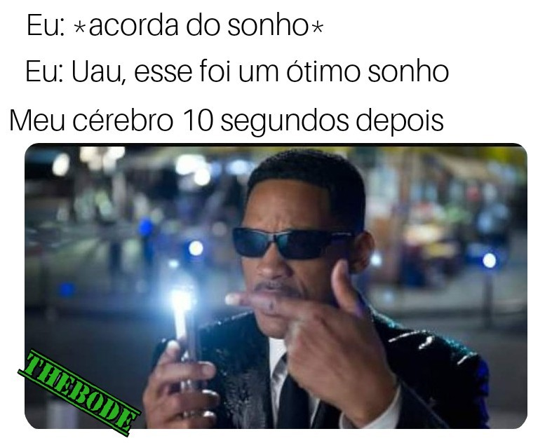 SEGREDO - meme
