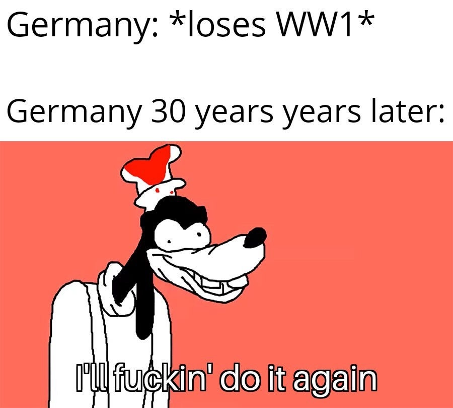 You can't pass me country Belgium dear Germany, eat pp - meme