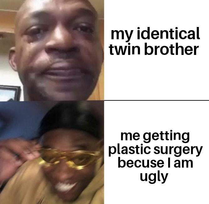 Just upvote  man - meme