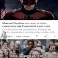 Que conste que yo conozco a Daredevil desde chiquito y amaba sus cómics... Aunque tuvieran temas maduros que recien hoy entiendo