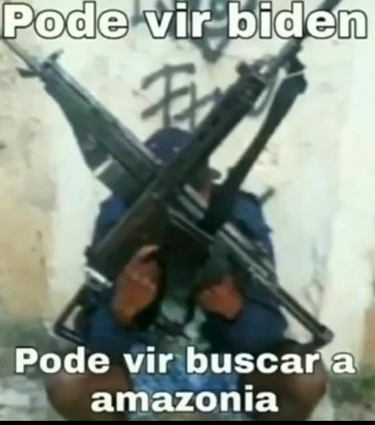 Pode vir que os carioca tá preparado - meme