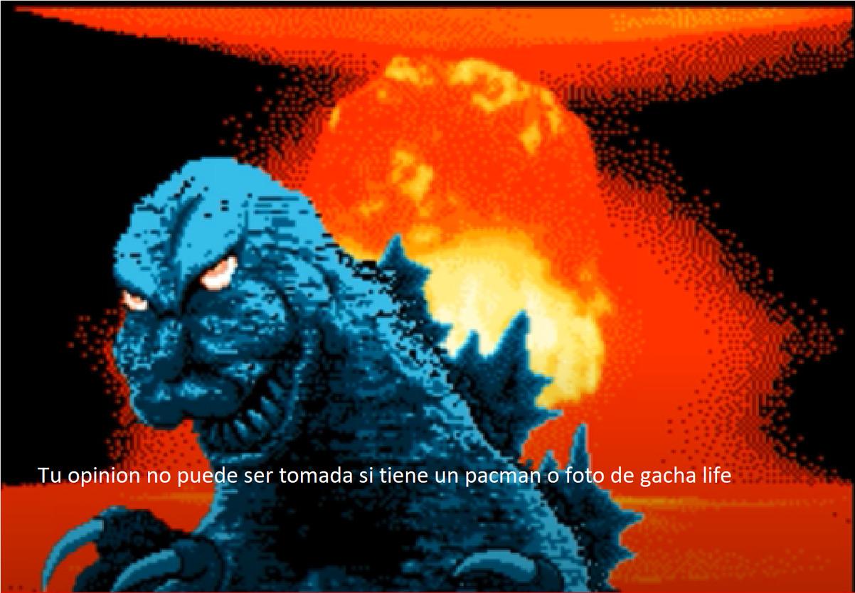 Si Godzilla lo dice es verdad - meme