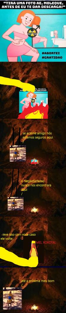 ARRASTA PRA BAIXO - meme