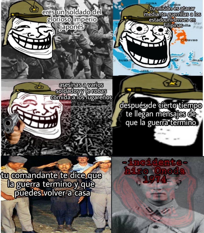 Lo memes de historia volvieron en forma de void