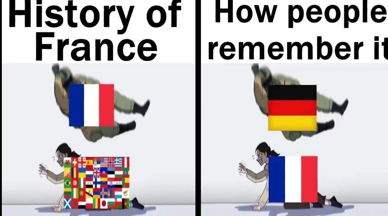 El meme no es mío lo saque de un vídeo que me pareció gracios