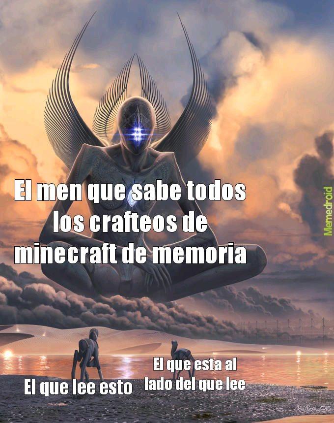 XD sin ideas - meme