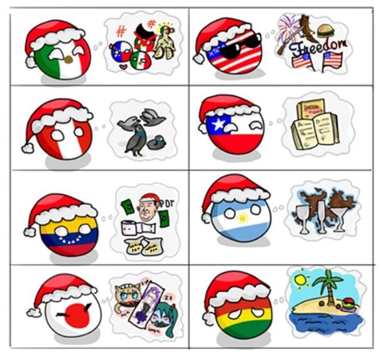 deseos de latinoamerica - meme