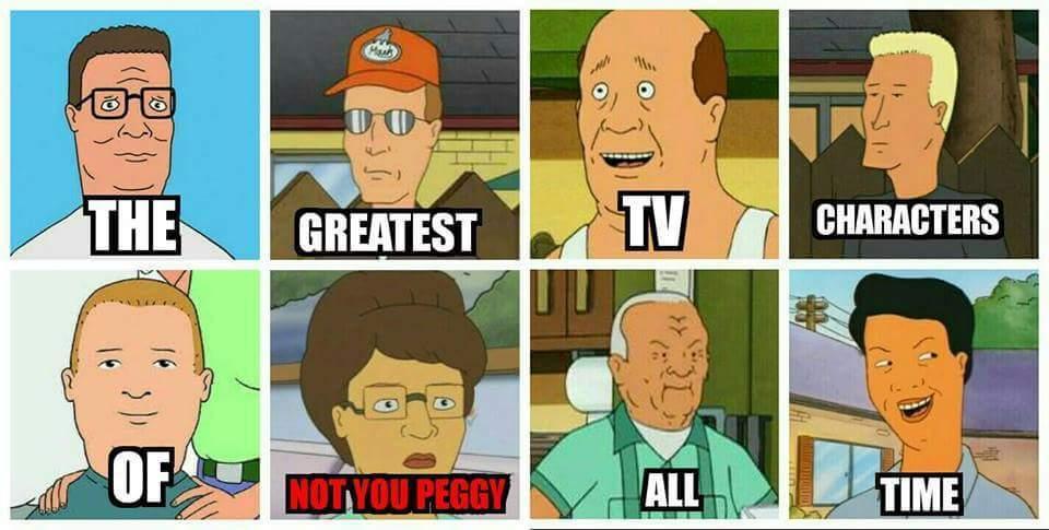 Greatest show ever - meme