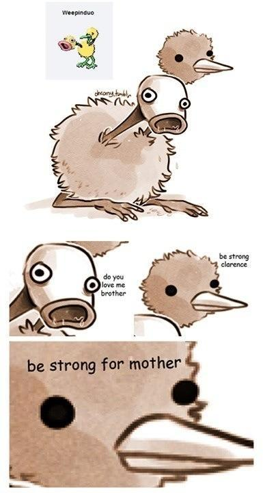 stay strong for mother - meme