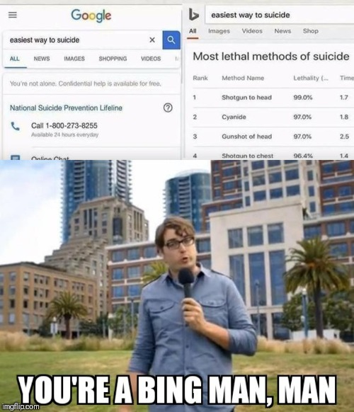 25 30 Go To Www Bing Com: The Best Suicide Memes :) Memedroid