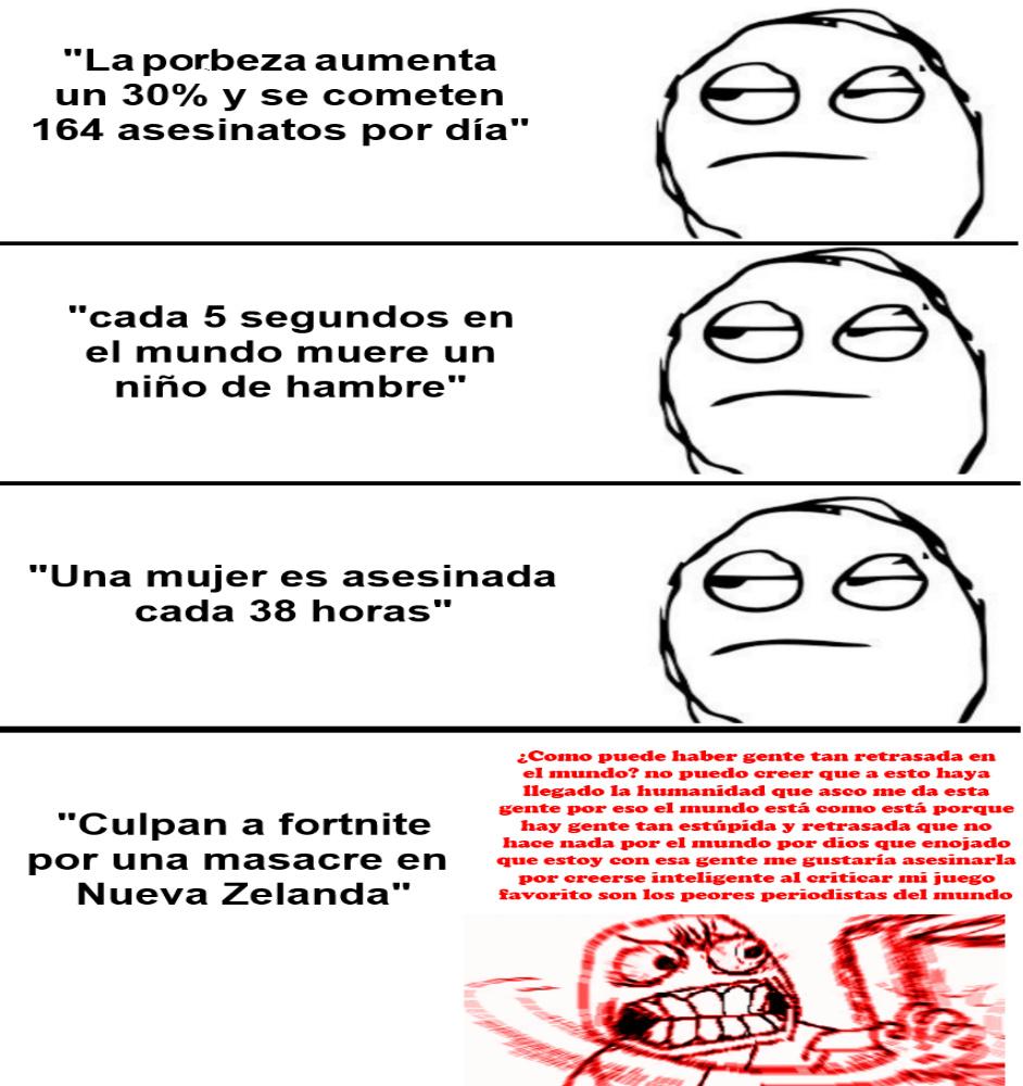 """nadie: . . . subnormal: """"yo no soy así :happy:"""" - meme"""