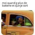 Vie sans batterie