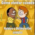 Rubius y Obama