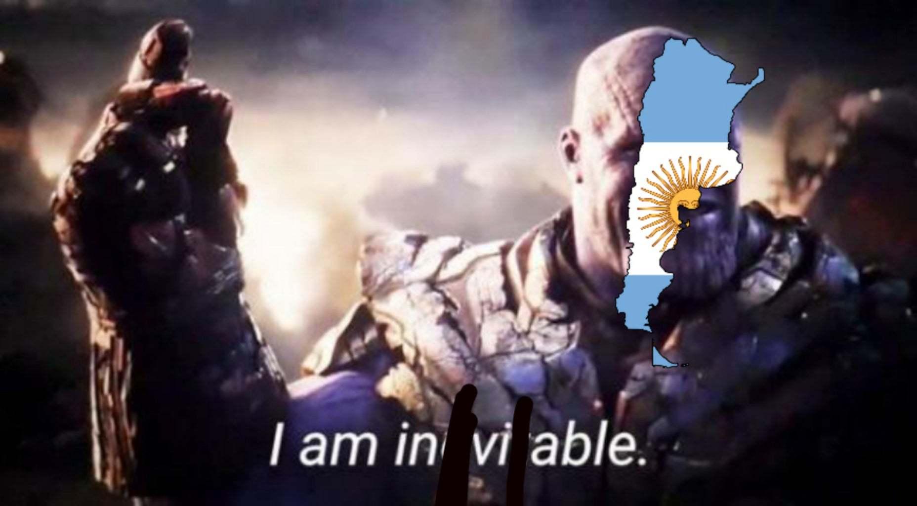 Híper de Alfonsín HERE WE GO! - meme