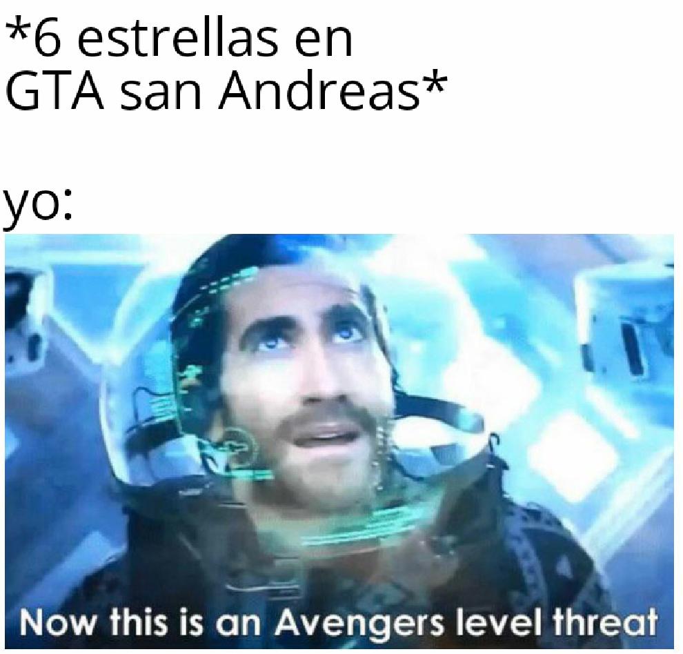Buenos recuerdos del GTA :') - meme