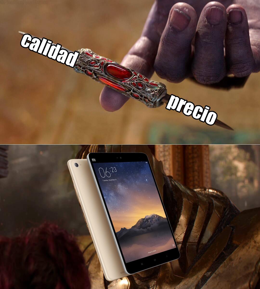 c4L1Dad Pr3c1O - meme
