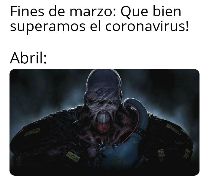 Tengo miedo - meme