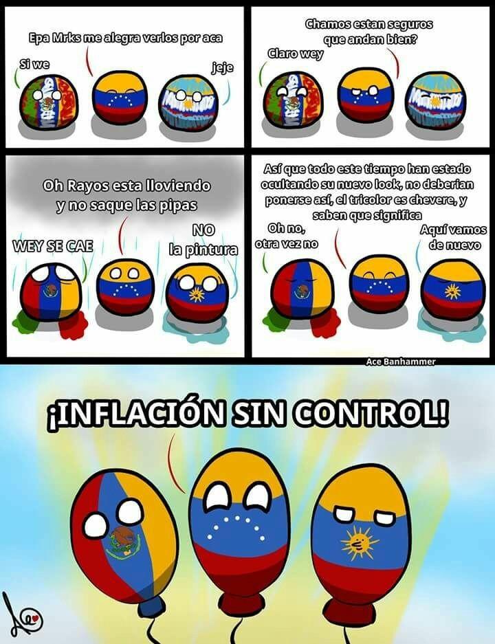 Tricolorinflacion - meme