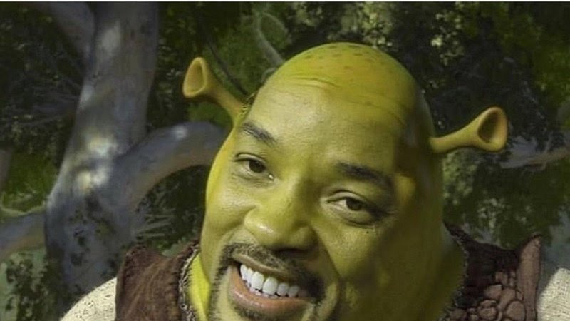Shrek Smith - meme