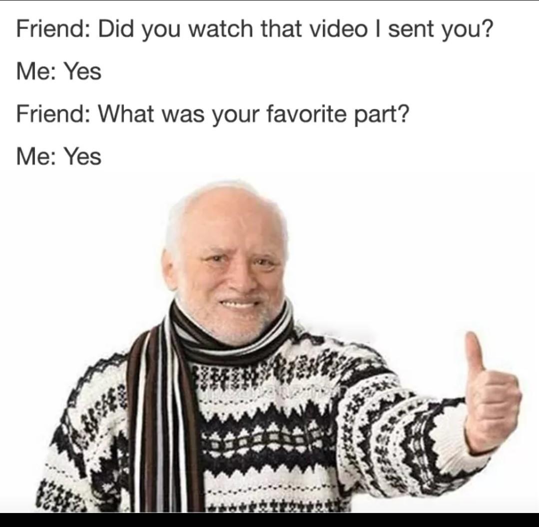 Meme Yes