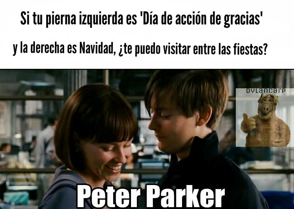 El loquillo de Peter - meme