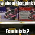Women claim women-centered items cost more for no reason