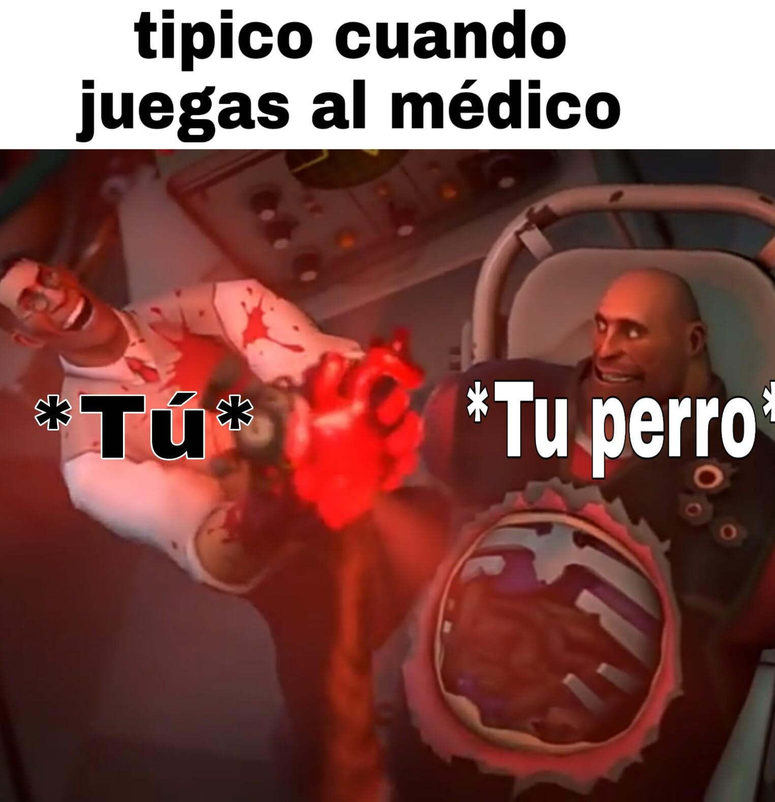 Medic! - meme