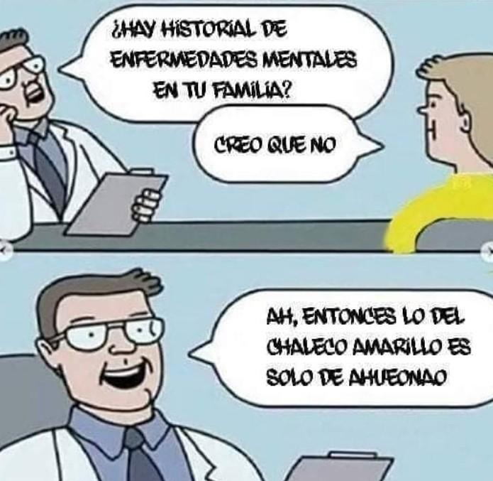 No ofendo soy chileno - meme