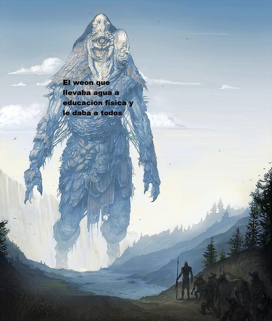 El tipico crrrack - meme