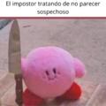 Rosa es sospechoso...