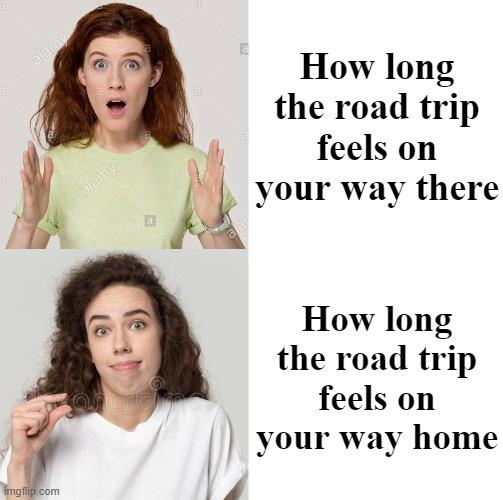 Road Trip - meme