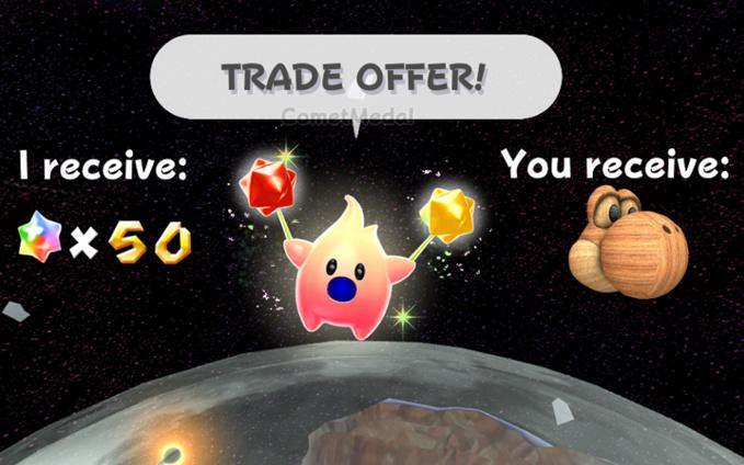 Si se que esta cosa esta demasiado refrita pero Mario Galaxy fue mi infancia - meme