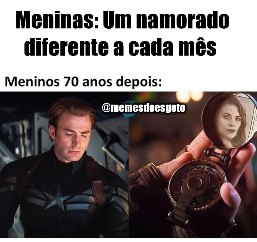 Créditos: @memesdoesgoto