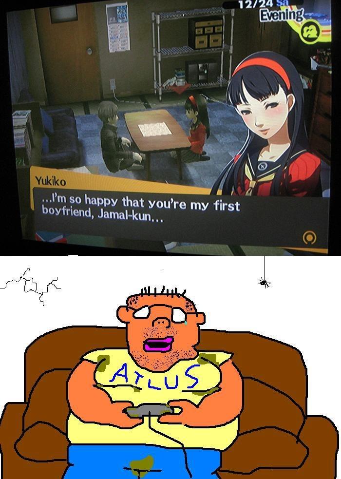 Fatlus - meme