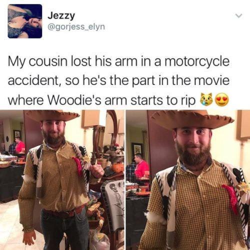 Costume - meme