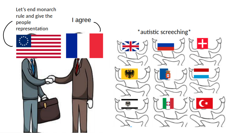 French Revolution - meme
