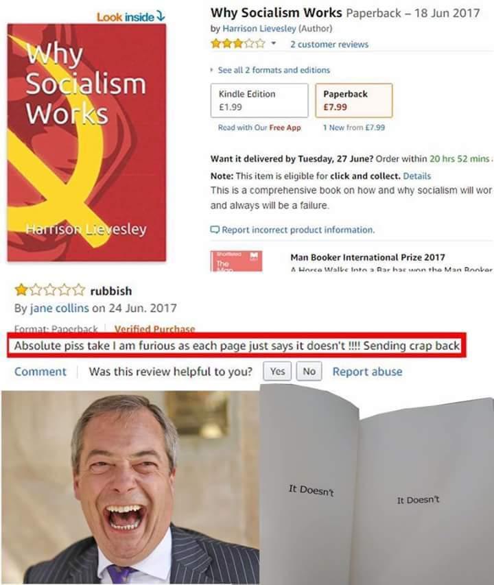 Communism, not even once - meme