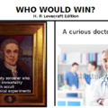 Joseph Curwen, anyone?