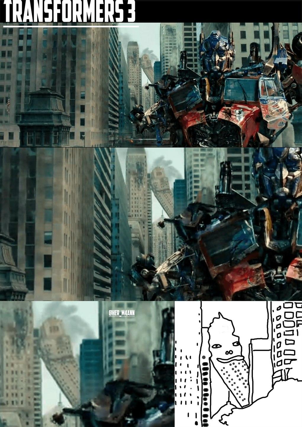transformers hehee - meme