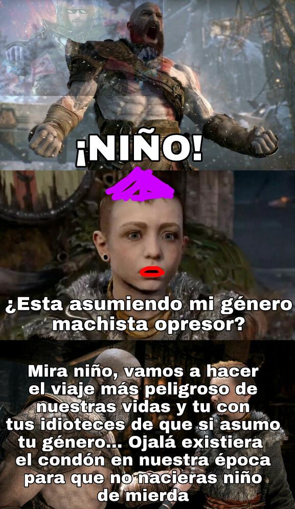 NIÑOOOOI - meme