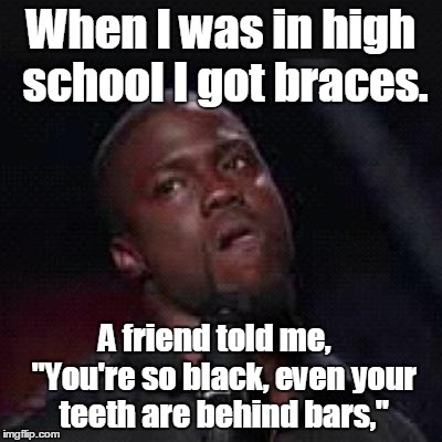 Braces - meme