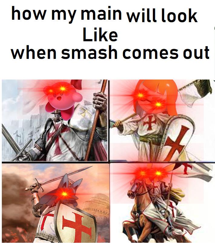 GLORIUS CRUSADE - meme