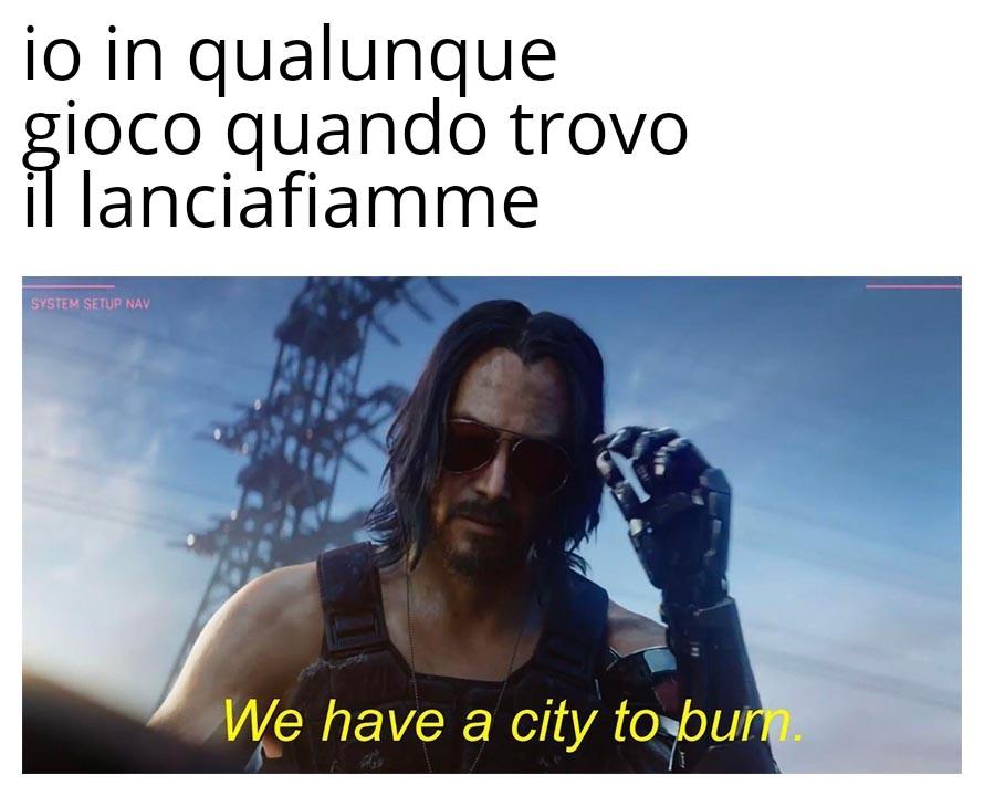 Fuoooooco - meme
