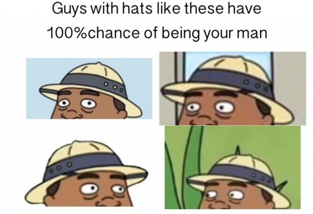 My man! - meme