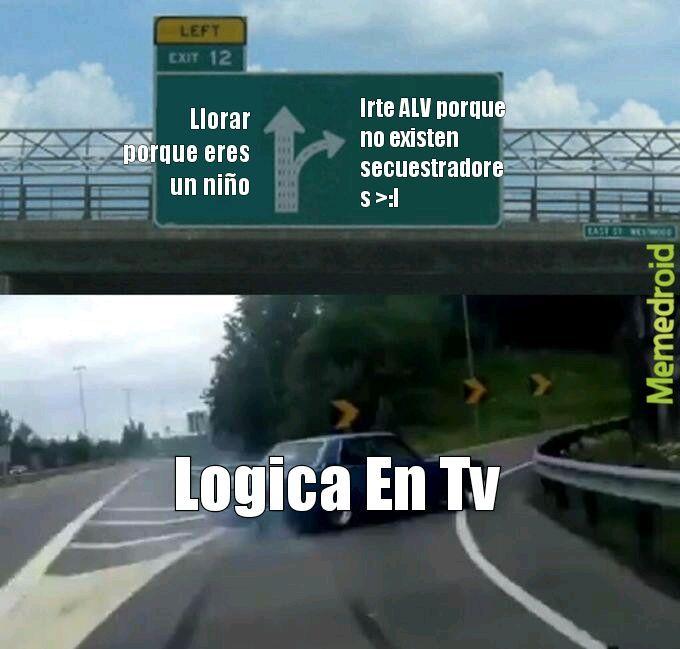 Logica En Tv - meme