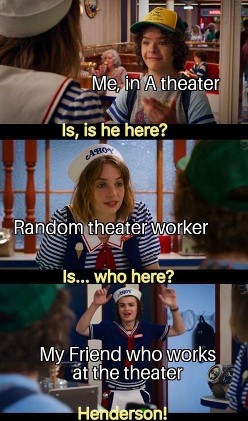 Henderson... - meme
