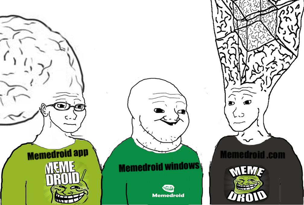 ¿Alguien mas a probado memedroid windows ?