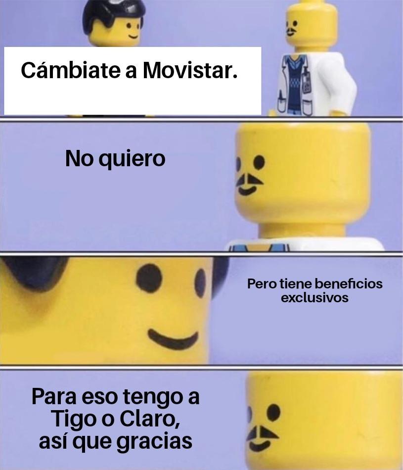 DIJE GRACIAS CARAJO - meme