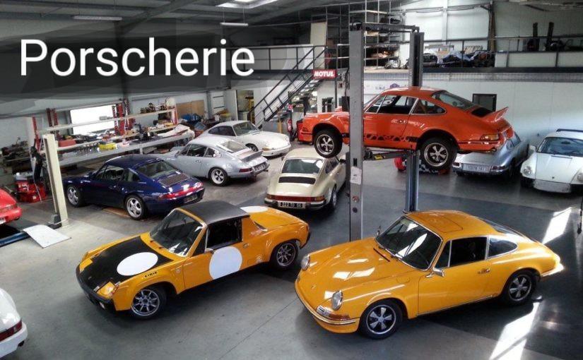 Porscherie - meme
