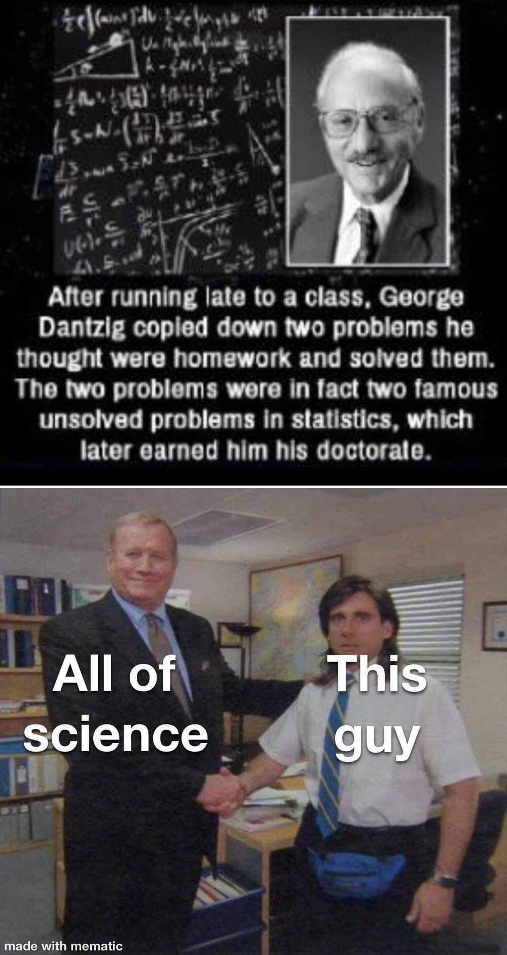 Stats don't lie... - meme